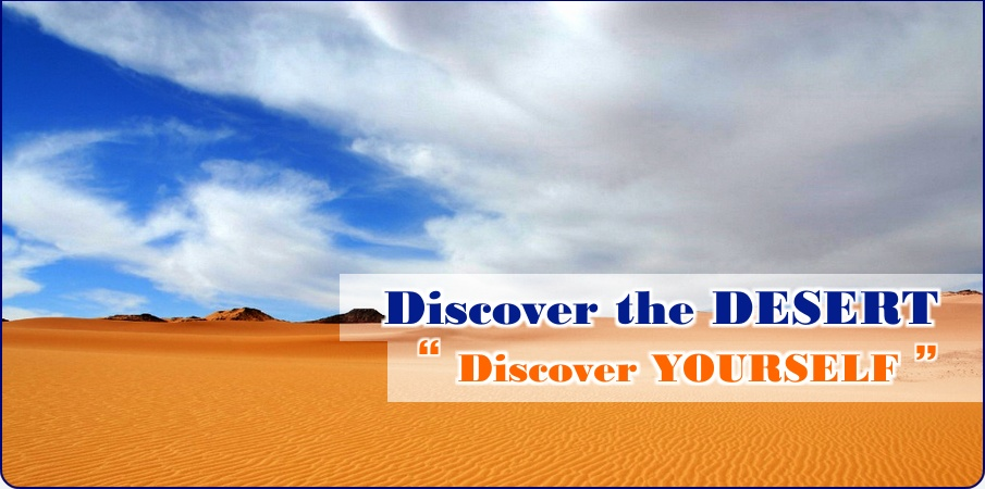 Khalifa Expedition - Discover the desert, discover yourself