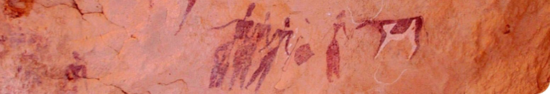 Discovery of a new rock-art in Gilf el Kebir near Wadi Sura - Khalifa Expedition
